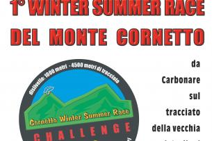 1° WINTER - SUMMER RACE del MONTE CORNETTO Folgaria/Carbonare