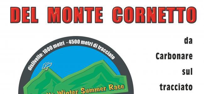 1° WINTER - SUMMER RACE del MONTE CORNETTO Folgaria/Carbonare
