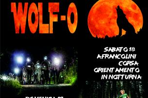 WOLF-O di corsa orientamento