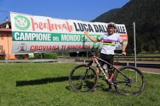 Luca campione del mondo